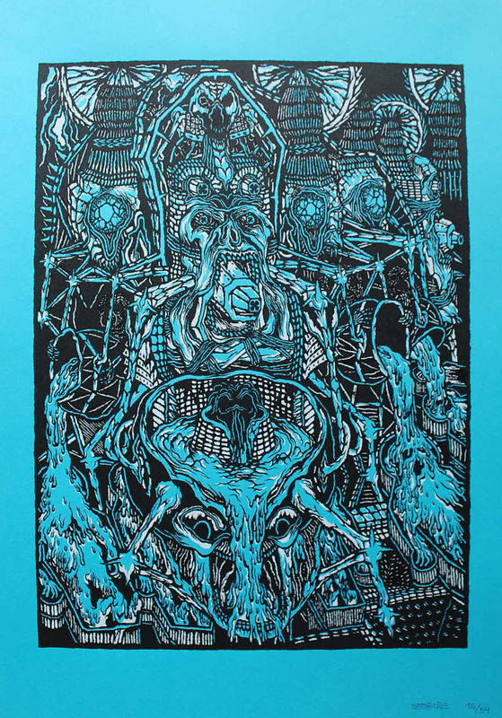 Poster 06 (Version 2 : Bleu)