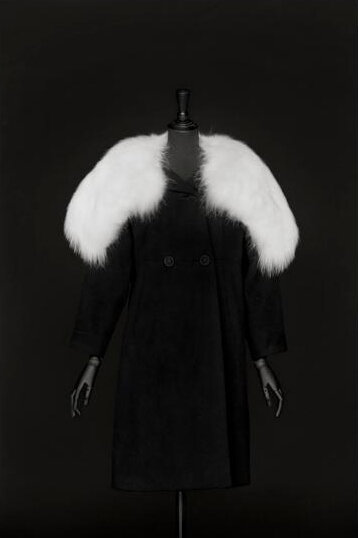 Cristóbal Balenciaga, Coat, Design by Eisa, Winter 1957