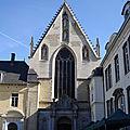 abbaye de la cambre, église st-boniface