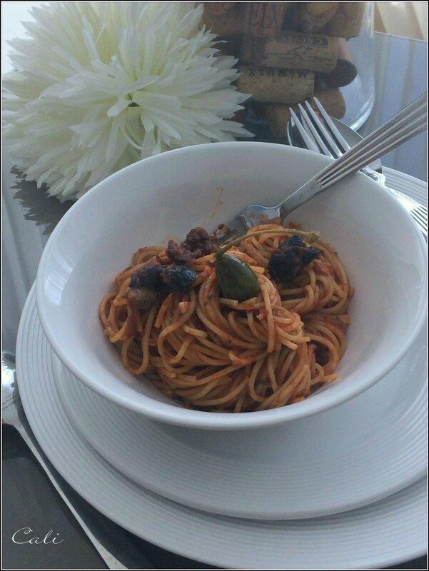 Spaghetti Alla Puttanesca 002