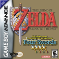 The Legend Of Zelda : A Link To The Past / Four Swords sur Game
