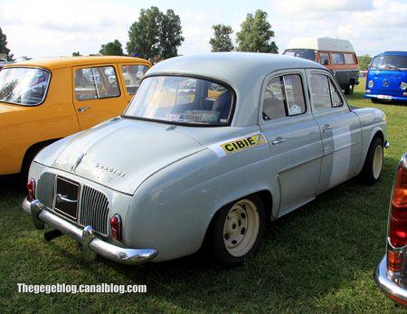 Renault dauphine gordini (Retro Meus Auto Madine 2012) 02