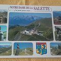La Salette 1 - Notre dame de la Salette