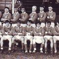 Avril 1969, France / Angleterre, 0 à 3