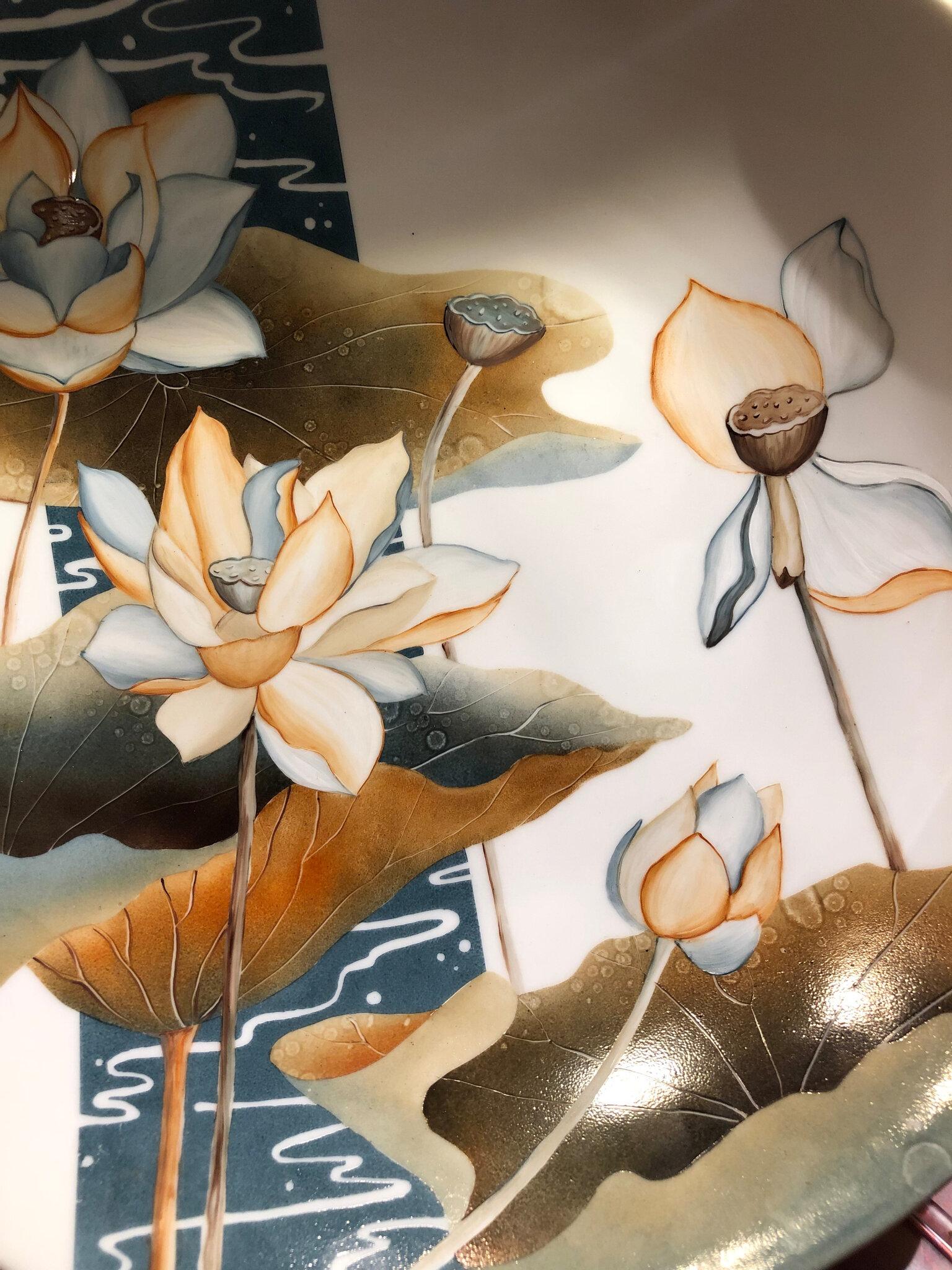Encore des lotus #6