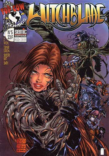 semic witchblade 05