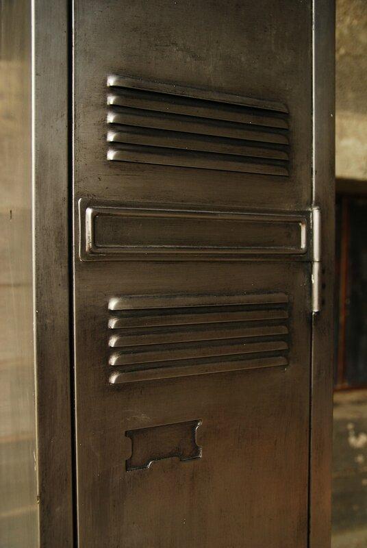 grand classeur 5 tiroirs vendu vintage indus patine vip 38. Black Bedroom Furniture Sets. Home Design Ideas