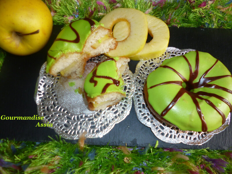 Donuts aux Pommes2