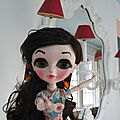 belle poupée BLYTHE PULLIP et TANGKOU