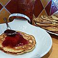 pancakes IRLANDE