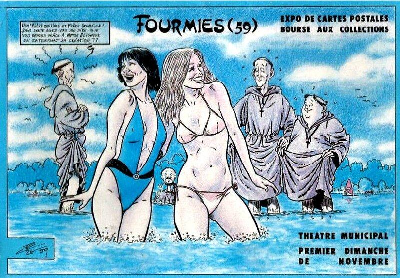 FOURMIES-Expo 1989