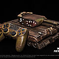 Playstation 4 world of tanks: mercenaries