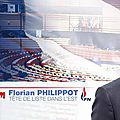 Florian philippot était en côte d'or le 05/05/2014