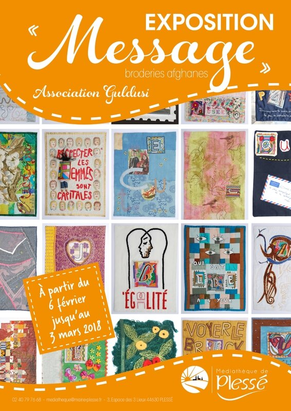 Affiche-Expo-Message-broderies-Fevrier2018