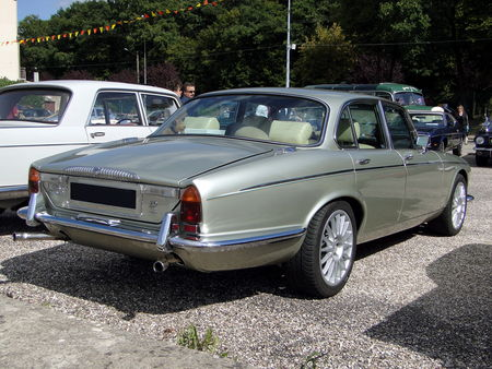 JAGUAR XJ6 4,2 sovereign 1973 Bourse de Crehange 2009 2