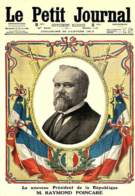 POINCARE-JANVIER 1913