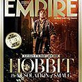 The Hobbit Desolation of Smaug Empire Cover 01