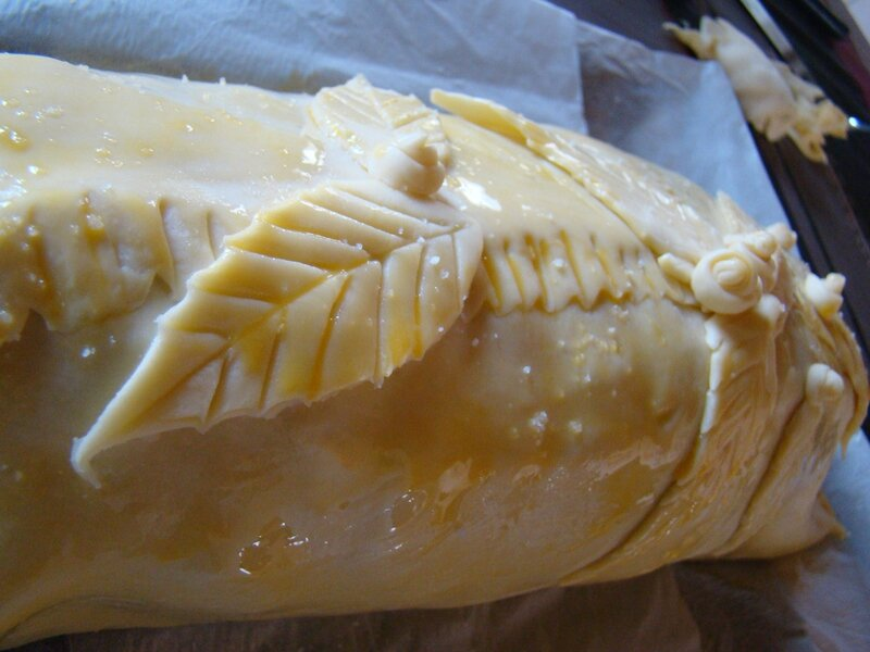 Filet de boeuf en croute sauce foie gras (10)
