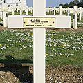 Soldat Étienne MARTIN