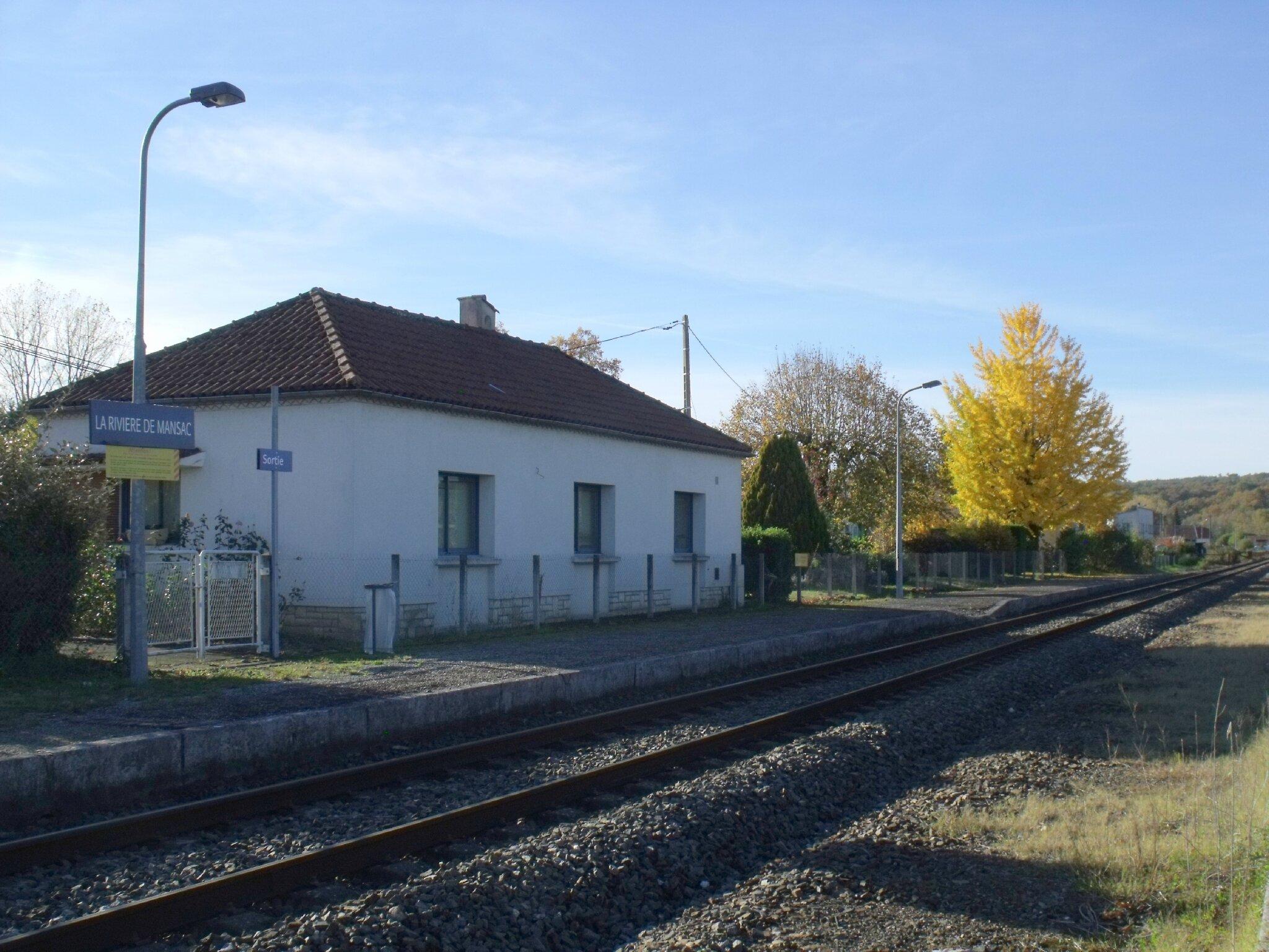 La Rivière-de-Mansac (Corrèze - 19)