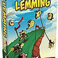 Boutique jeux de société - Pontivy - morbihan - ludis factory - Lemming