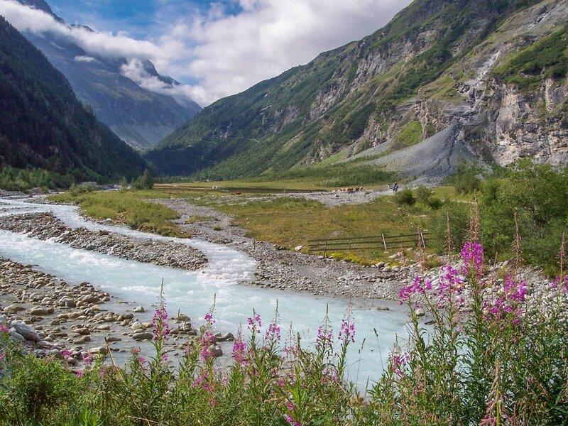 Zinal rivière