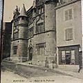 01 Poitiers - Hotel de la Prévosté