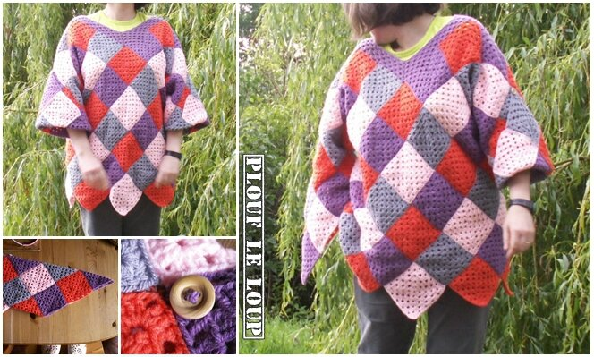 crochet_tunique elmer_2014 06