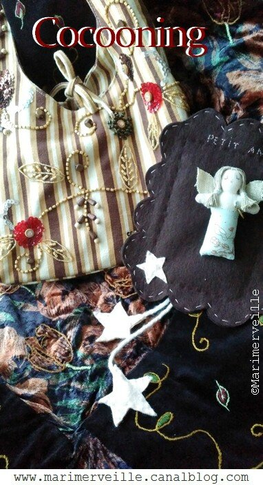 Petit bazar pour cocooning - Marimerveille