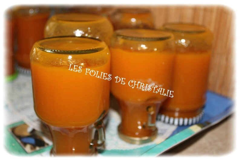 Coulis abricots 5