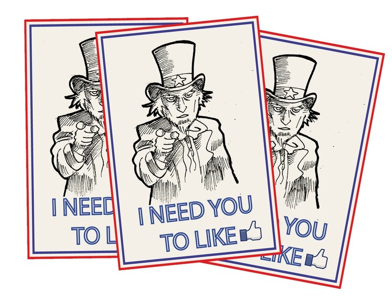 I want you to like copie
