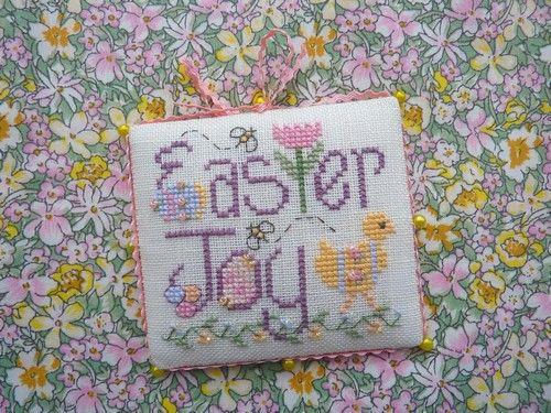 Pinkeep Easter joy