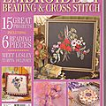embroidery beading & croos stitch n-7 001