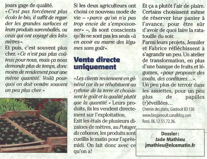 Var matin interview 02