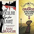 A particular eye for villany, d'ann granger