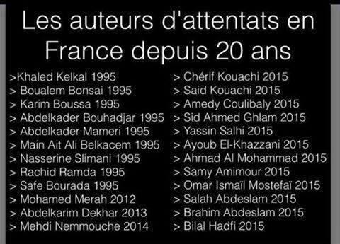 islam terroriste pas d amalgam