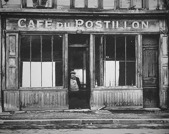 café du postillon