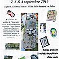 Expo loisirs créatifs des jalles