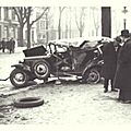 avenue Louise accident