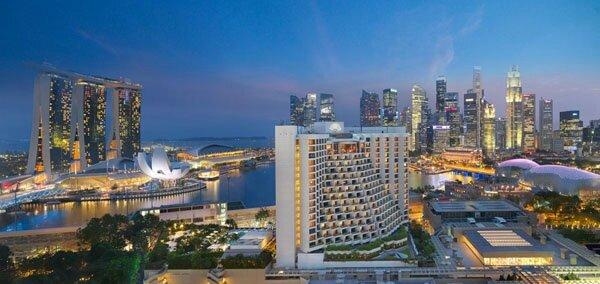 SINGAPOUR - HOTEL