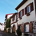 1-St Etienne Baïgorry, St Jean Pied de Port, Eglise St Marin de Hinx 090317
