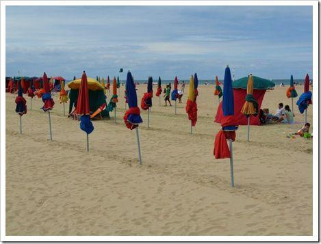 Parasols de Deauville