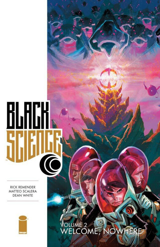 black science vol 02 welcome nowhere TPB
