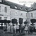 1916-06-09 Autun hopital