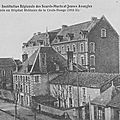 1915-03-07 hopital militaire poitiers