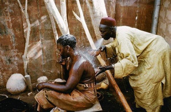 purification marabout