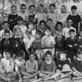 Classes de maurice et de sauveur entre 1937 & 1940