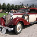 Horch 830 sport cabriolet 1933