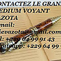 Le stylo magique du grand medium vazota pour reussir aux examens et concours