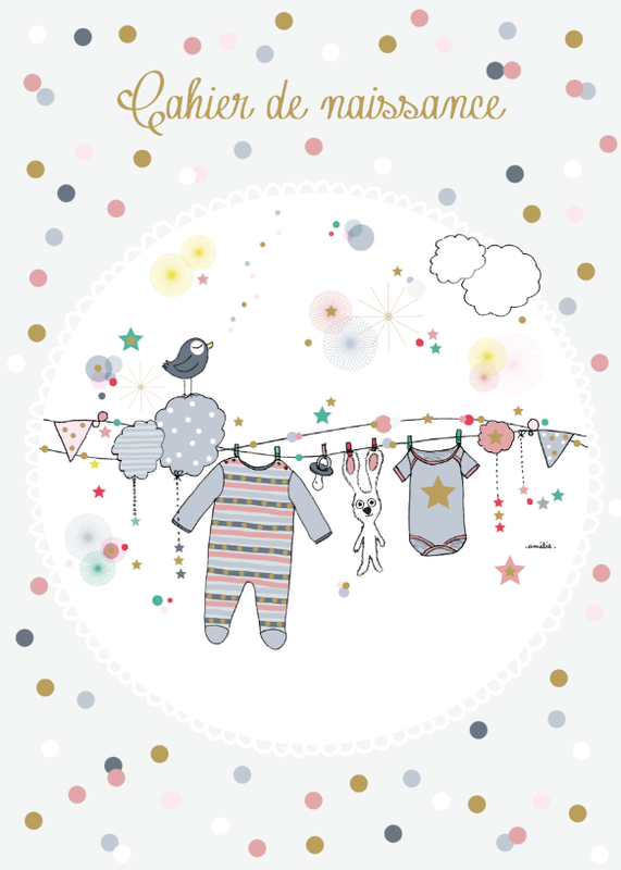 amelie biggs-cahier naissance